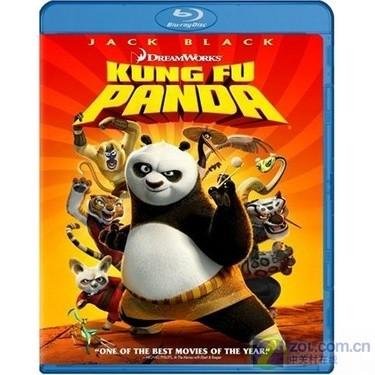 《功夫熊猫》蓝光碟上市 热门影碟推荐