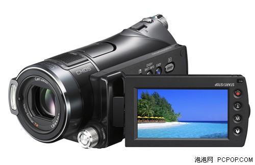 录象时能拍照!索尼新概念DV八月上市