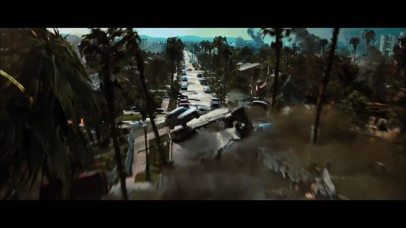 美国最新灾难片《2012》电影介绍