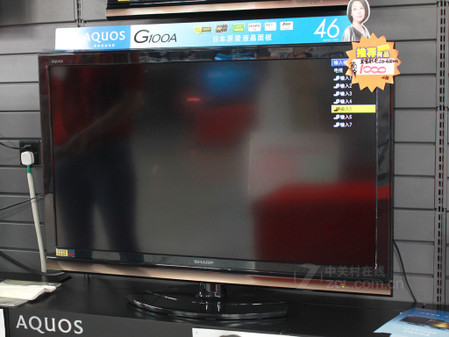 原装面板创新低 夏普40吋液晶5399元
