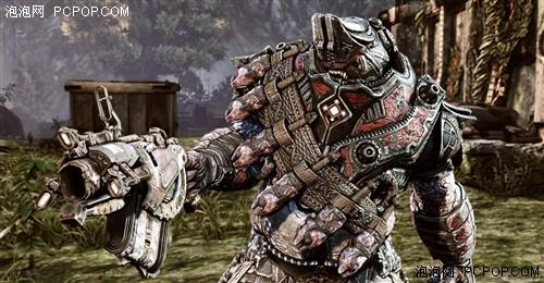 E3 2010《战争机器3》高清游戏截图!