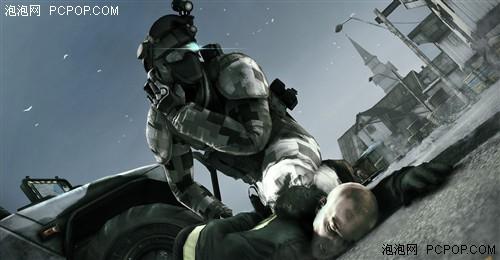 E3 2010《幽灵行动4:未来战士》游戏新截图