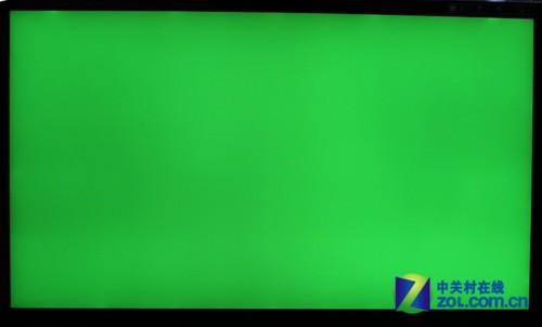 通过三原色测试卡测试结果显示,tcl l46z11a-3d智能液晶电视在背光