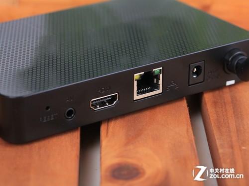 4k播放 双核 天敏新款网络机顶盒测试