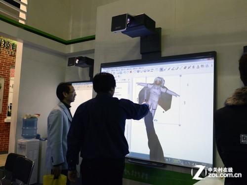 配置专用教学软件 Smart SB685ix促销