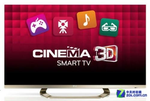 新动感应遥控器 lg智能电视特价7499元