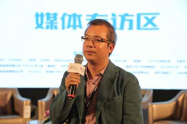 海康萤石CEO蒋海青
