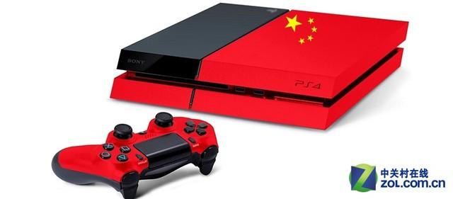 索尼ps4游戏机国行版即将来袭