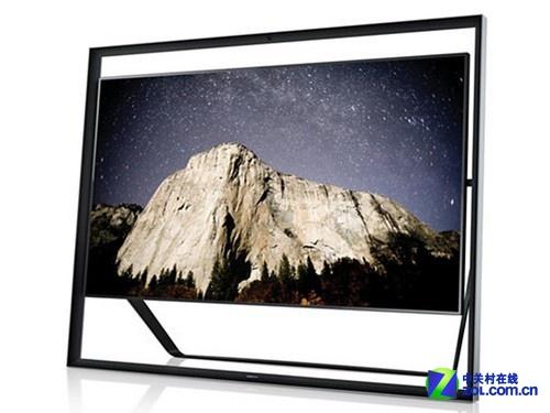 艺术画架 三星UA85S9超清电视210000元