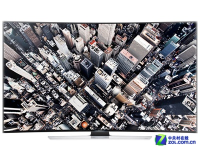 3D曲面屏 三星65�贾悄�TV亚马逊25900元