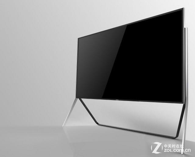可调屏幕曲面度 三星78吋曲面电视上市-高清液