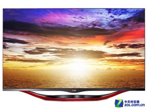 船型底座设计 LG智能电视亚马逊5000元